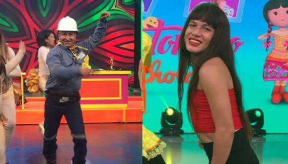 """La Uchulu' sobre el ingeniero bailarín: """"Hay una rivalidad sana de quién  hizo más popular el tema""""   ESPECTACULOS   CORREO"""