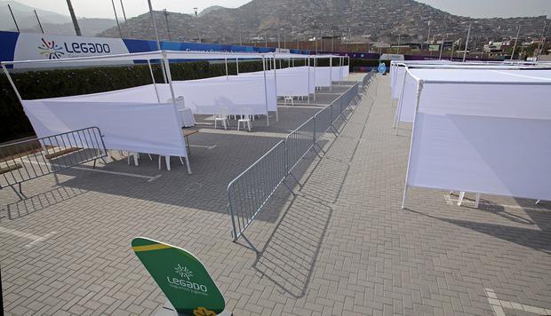 Las sedes que forman parte del legado de Lima 2019 también se pondrán a disposición de la ciudadanía en una eventual segunda vuelta electoral. (Foto: Proyecto Legado Lima 2019)