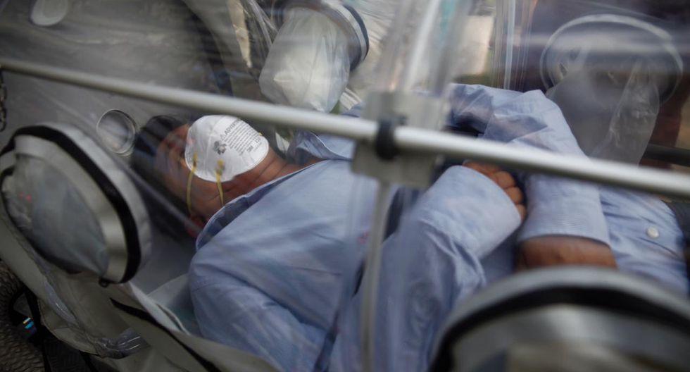 Coronavirus lllegó a Perú   Martín Vizcarra confirma el primer ...
