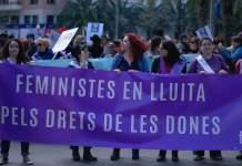 movimiento feminista Diario de Alicante
