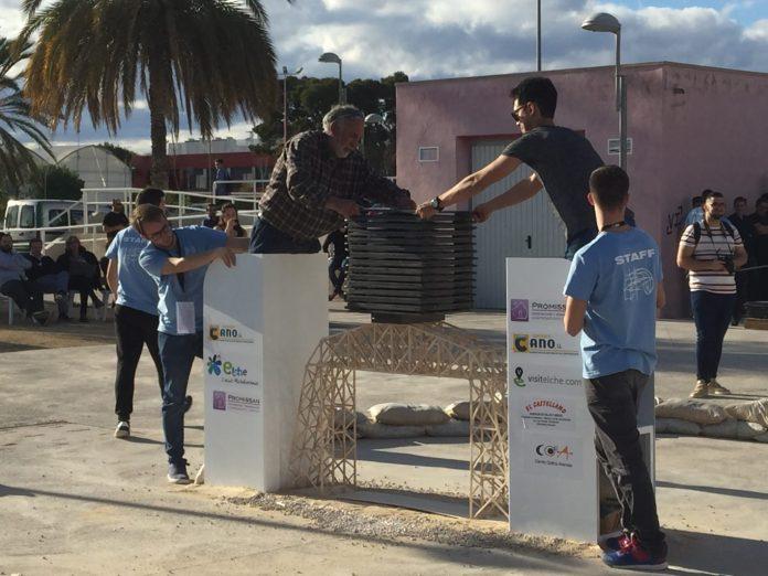 Concurso de Puentes Diario de Alicante