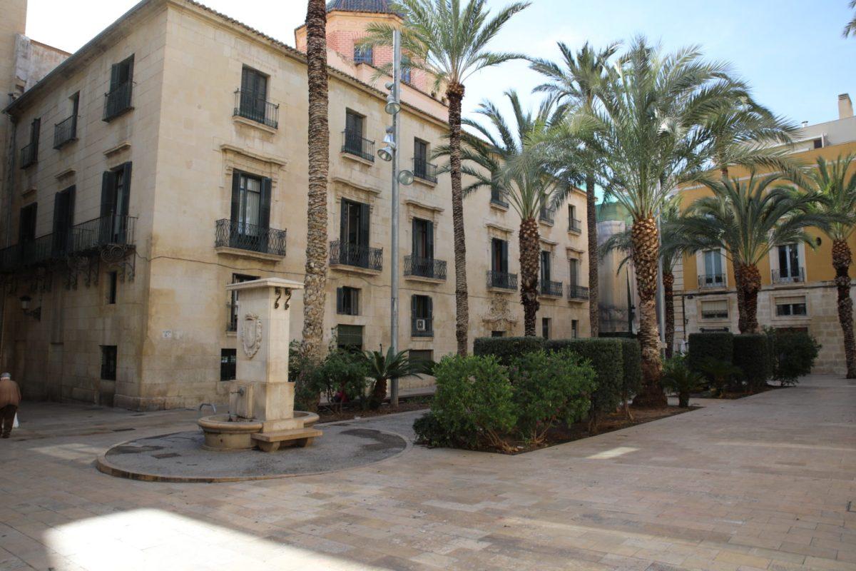 El Ayuntamiento va a contratar a más de 400 jóvenes de Alicante con una subvención del Fondo Social Europeo