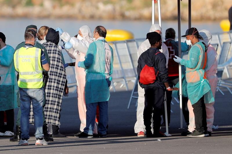 Huyen 28 menores llegados del Aquarius de un centro de Alicante y son localizados tras irse de fiesta