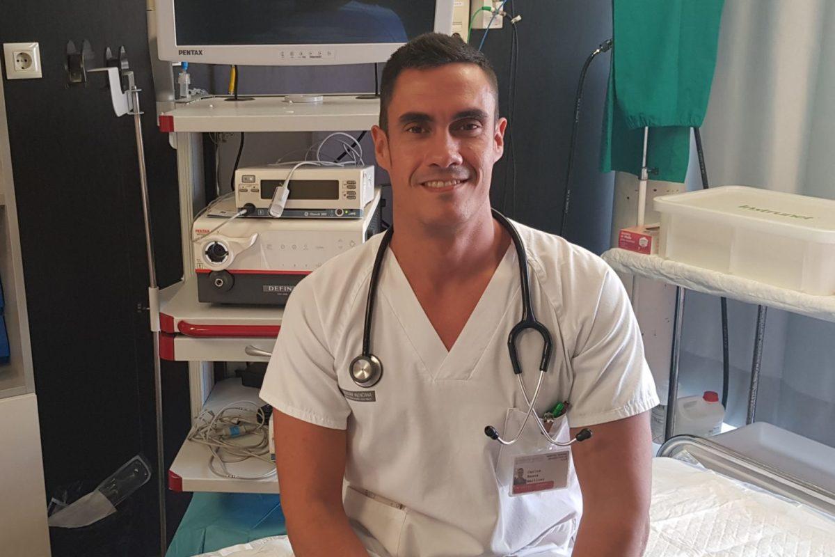 La Sociedad Española de Neumología nombra a un especialista del Hospital de Elche miembro de una de sus áreas