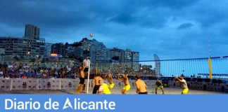 voley playa Diario de Alicante