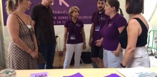 Violeta Diario de Alicante