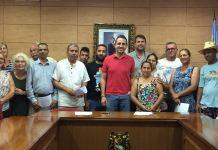 peones agrícolas Diaro de Alicante