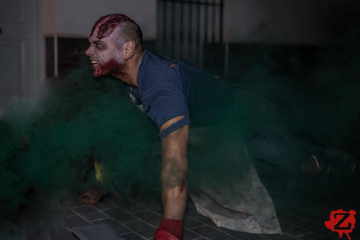 Un mortífero ataque de zombies arrasará con La Vila Joiosa
