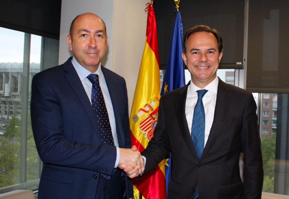 Alicante y SEPES cierran el acuerdo para desarrollar 150.000 metros cuadrados de suelo industrial en Las Atalayas