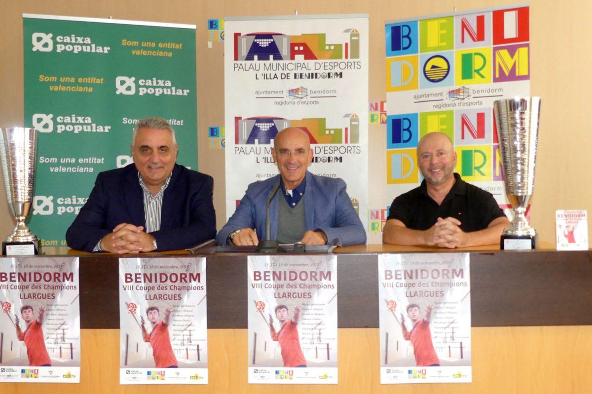 Benidorm acoge la VIII 'Coupe des Champions' de llargues