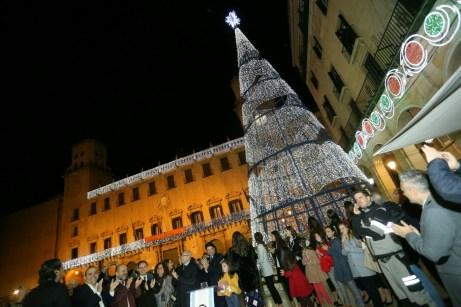 Encendido luces Navidad Alicante (10)