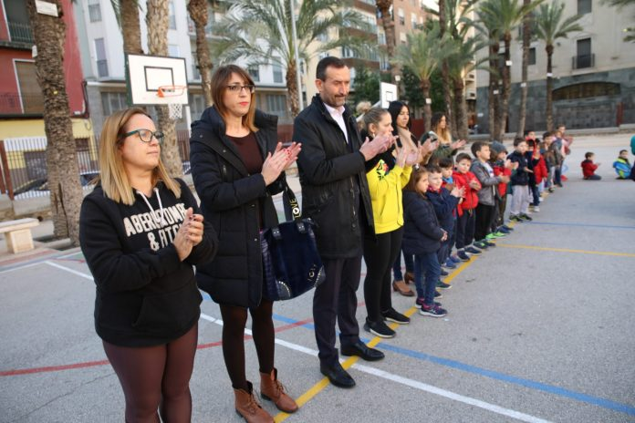 profesora Diario de Alicante