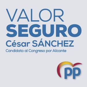 Cesar Sanchez PP