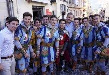 Javier Ortega Smith en la Fiesta de Morros y Cristianos de Alcoy/ @Ortega_Smith