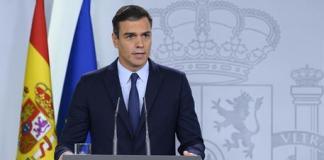 Pedro Sánchez, Presidente del Gobierno en funciones / La Moncloa