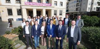 La foto de familia de las candidaturas del PP de Alicante para el 10-N / PP Alicante