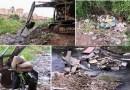 Descarte de lixo feito de forma irregular configura crime passível de penalidade