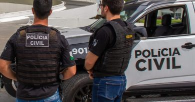Polícia busca por suspeito de roubo seguido de estupro ocorrido em Curitiba