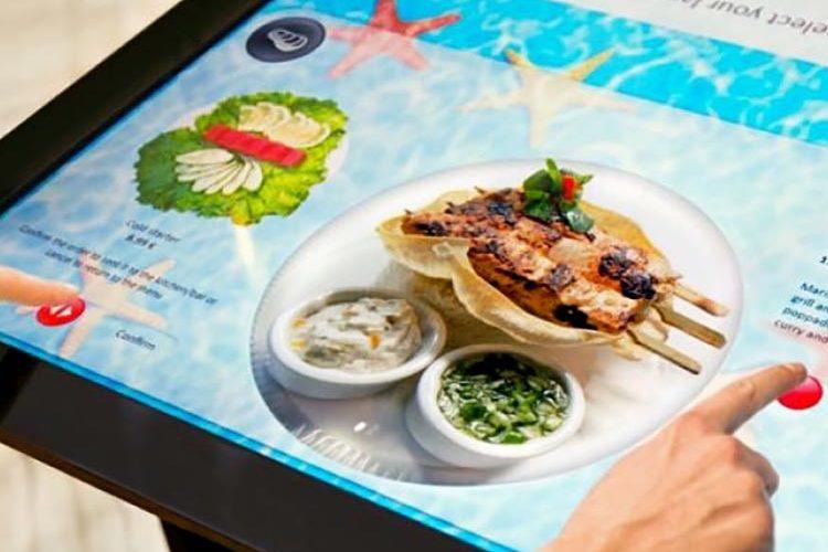 Los restaurantes del futuro tecnologa al servicio del