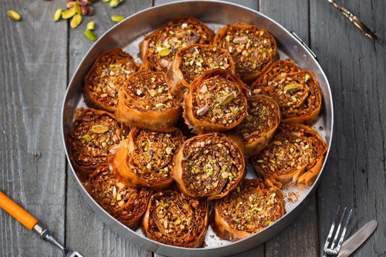 Todo sobre la cocina griega  Diario de Gastronoma