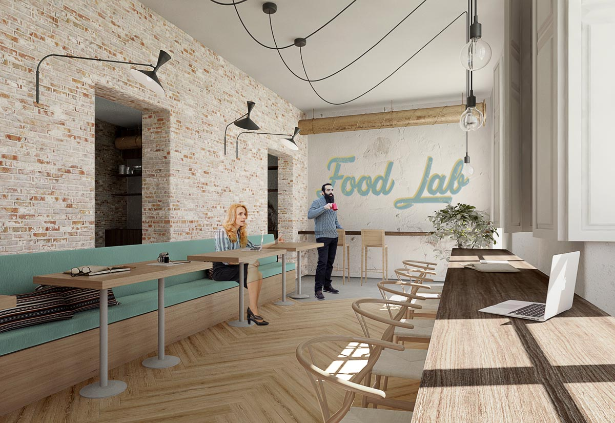 Resultat d'imatges de Foodlab de Europa, Foodlab by Urban Campus & Gastroemprendedores,