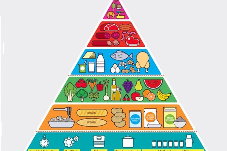 Gua de alimentacin saludable avalada por todas las