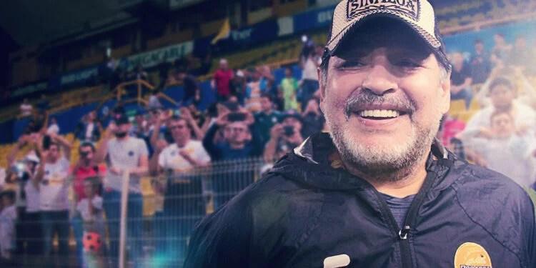 Maradona no México: da desconfiança ao sucesso no Dorados de Sinaloa