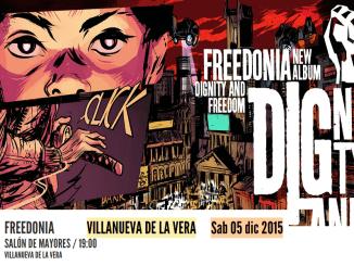 Freedonia en Villanueva de la Vera