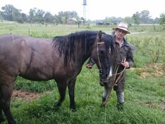 Jose Luis Serradilla - En Cañuelas provincia de Buenos Aires. Ecupasil