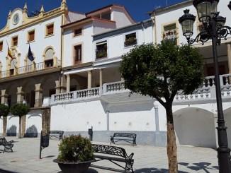 Plaza Mayor de Jaraíz de la Vera