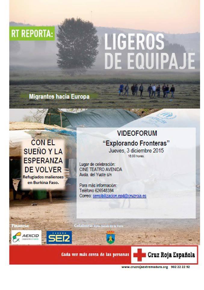 """VídeoForum - """"Explorando Fronteras"""""""