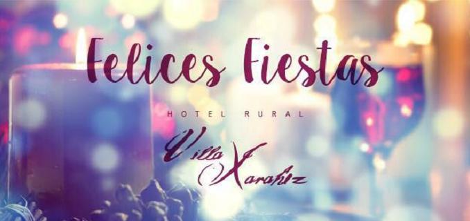 Hotel Rural Villa Xarahiz