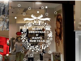 Viste de magia tu escaparate en Navidad