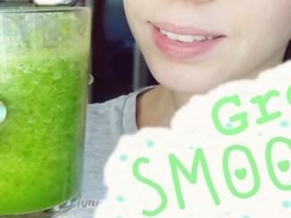 Delicioso y fácil Green Smoothie
