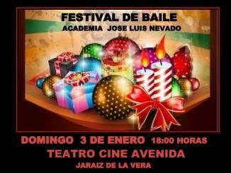 Festival de Baile con la Academia Jose Luis Nevado