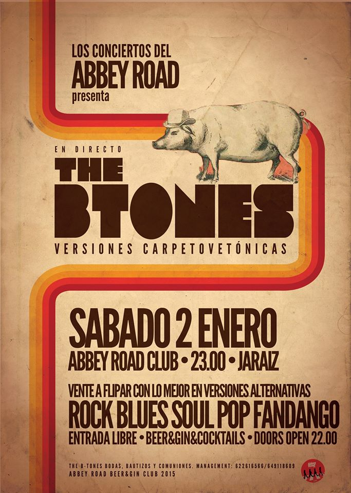 The BTones Versiones Carpetovetónicas