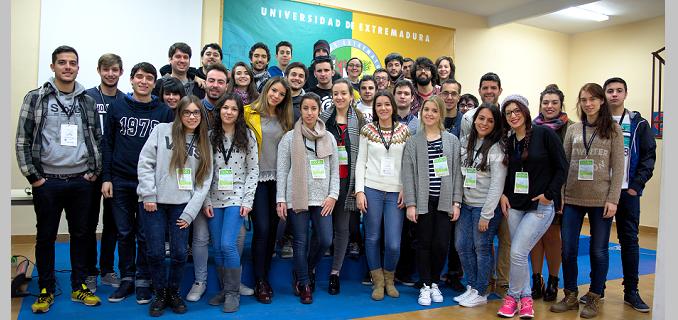 I Stage de Formación del Consejo de Estudiantes