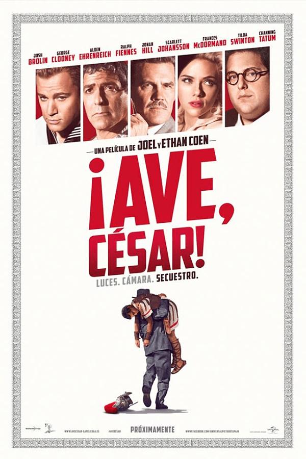 Ave, César en el Teatro Cine Avenida de Jaraíz de la Vera