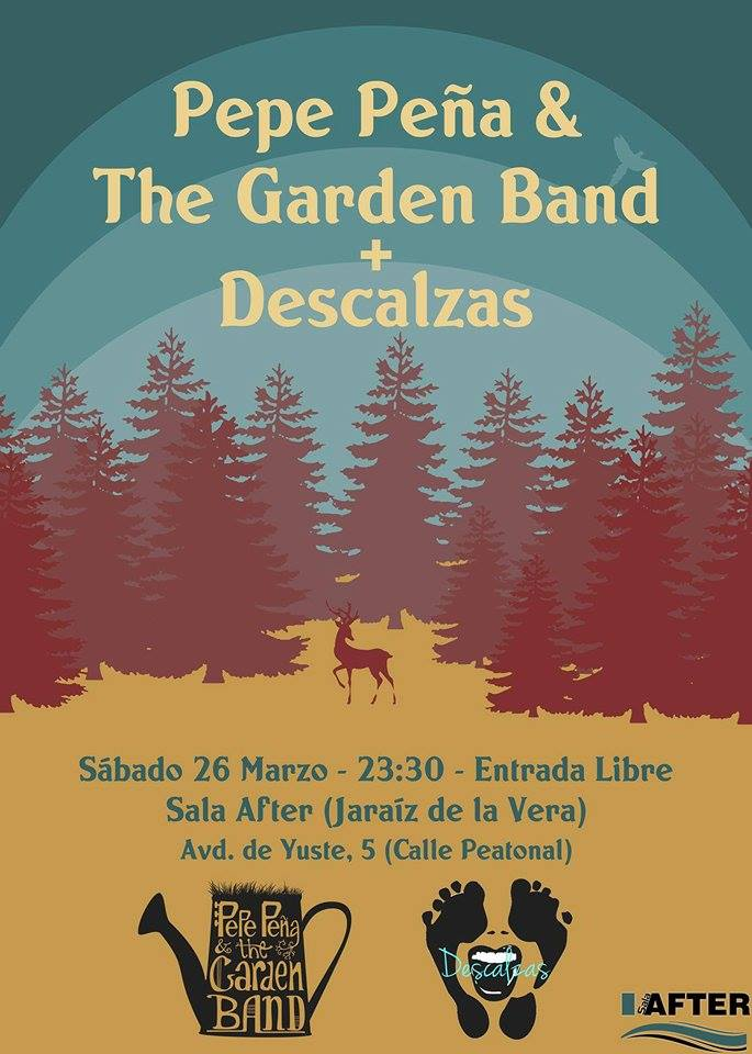Pepe_Peña_The_Garden_Band_Descalzas