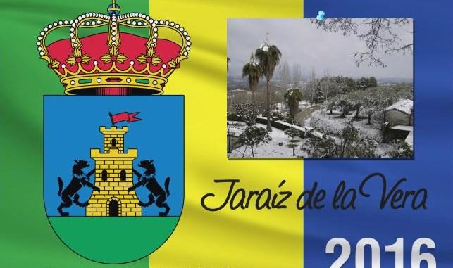 Calendario Jaraíz de la Vera 2016