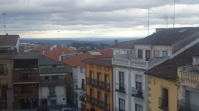 Oficina de Turismo | Vista General de Jaraíz de la Vera
