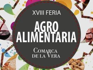 XVIII Feria Agroalimentaria Comarca de la Vera