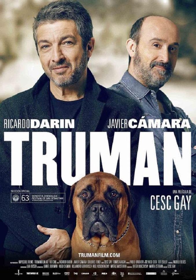 Truman en Cine Club el Gallinero - Teatro Cine Avenida de Jaraíz de la Vera
