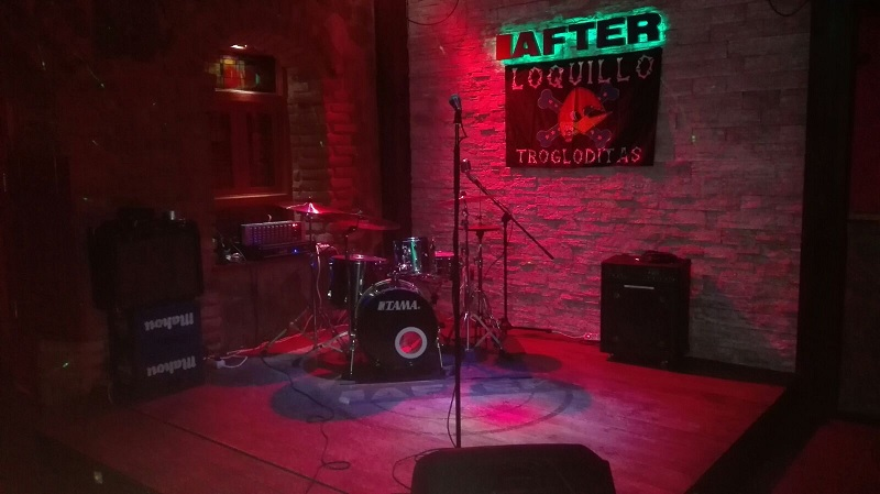 Sala After - Impostores Tributo a Loquillo