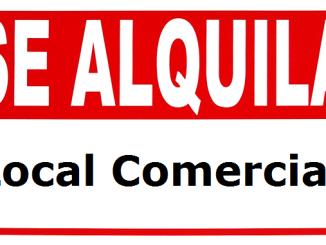 Se Alquila - Local Comercial