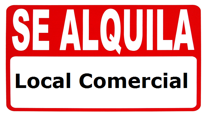 Se Alquila - Local Comercial