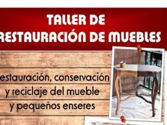 Taller de Restauración de Muebles y Pequeños Enseres