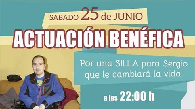 Actuación Benéfica de Las Nogaleas y Fandangos en Aldeanueva de la Vera