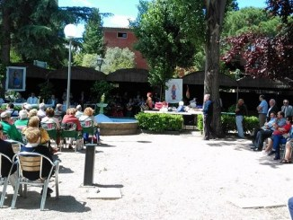 Fiesta en Madrid en honor de Ntra. Sra. del Salobrar Patrona de Jaraíz de la Vera