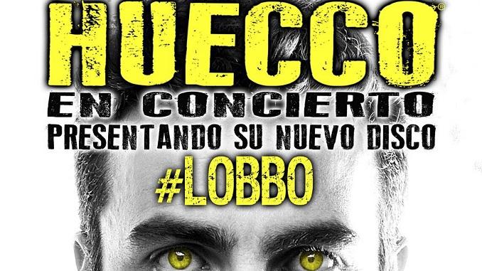 Huecco actuará en Jaraíz de la Vera el 24 de Junio